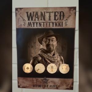 Wanted Myyntitykki AR
