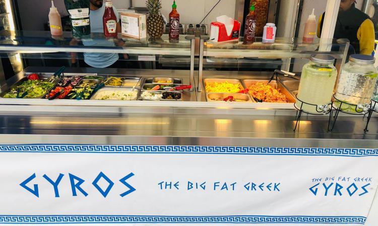 The Big Fat Greek Gyros
