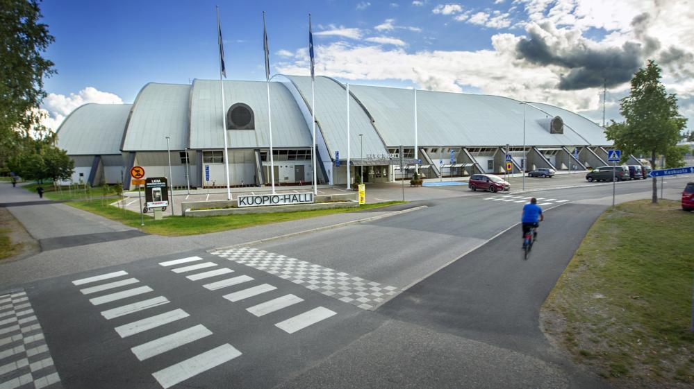 Kuopio-halli