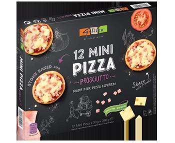 Kinkku minipizza