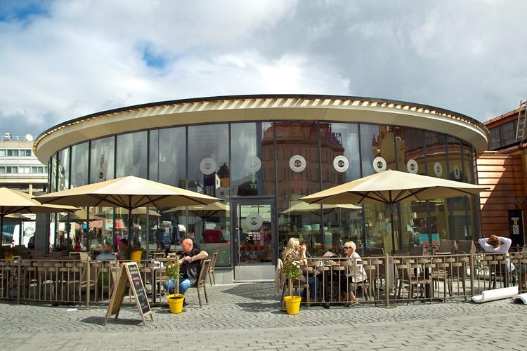 Kahvila-ravintola Salacavala