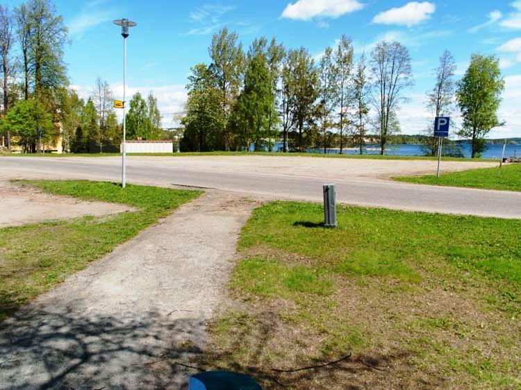 P- Väinölänniemen puisto  | Maksuton