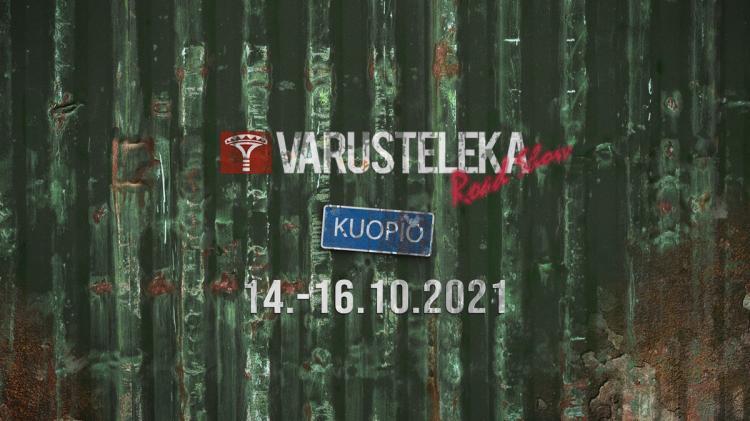 10| Varusteleka Road Show 14.-16.10.2021