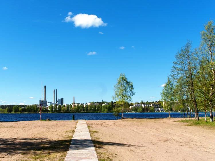 Väinölänniemi | Pieni uimaranta