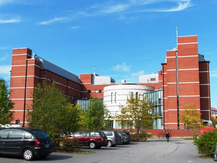 Kuopion Poliisiasema | Police station