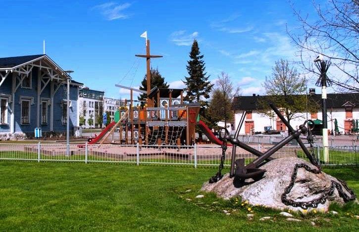 Matkustajasataman Leikkipuisto