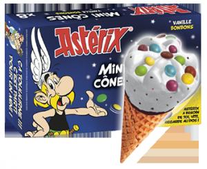 Asterix -minituutti, 8kpl