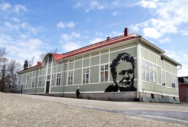 Kanttila -kirjailija Minna Canthin kotitalo