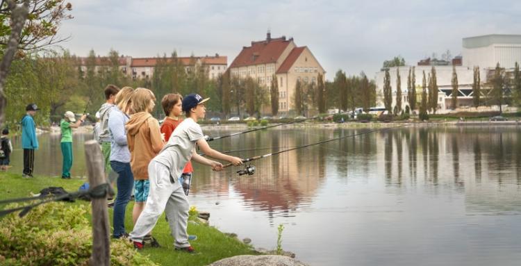 Valkeisenlampi | Kalastus