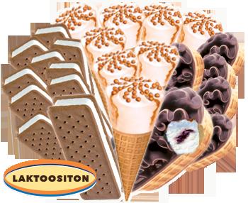 Herkkusekoitus, LAKTOOSITON - SÄÄSTÄ 4,45€