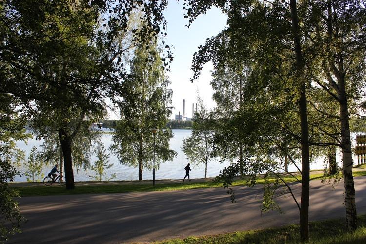 Väinölänniemen puistoalue