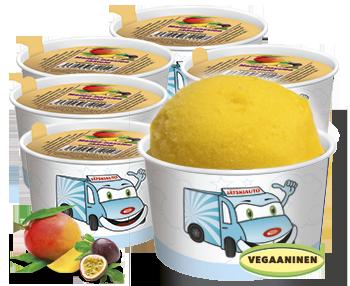 Mango-Passion pikari - MAIDOTON, VEGAANINEN