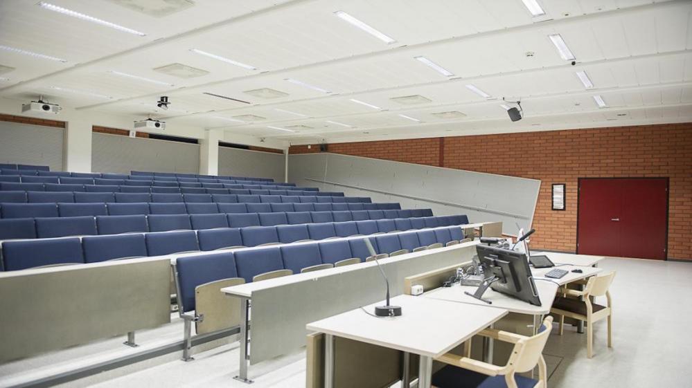 SN200 auditorio, Olvi-Sali