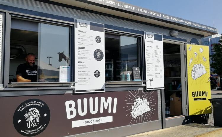 Buumi Bar