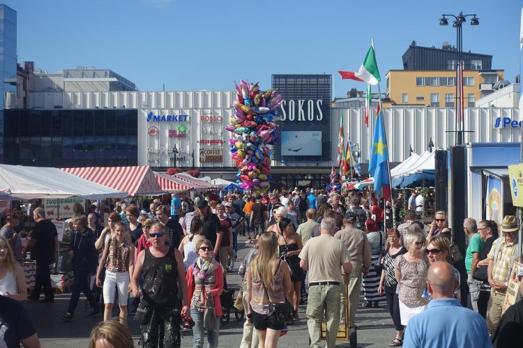 08 | Kuopion Kansainväliset Suurmarkkinat 13.-16.8.2020