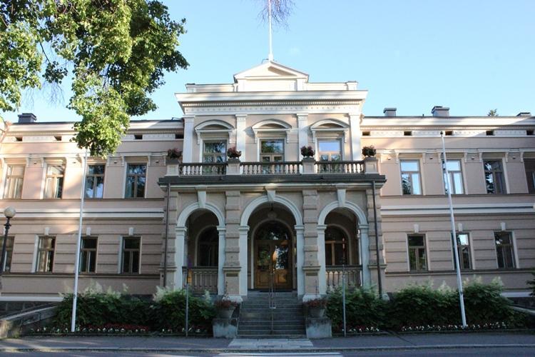 Kuopion Lääninhallitusrakennus