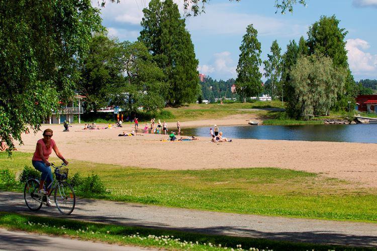 Väinölänniemen uimaranta