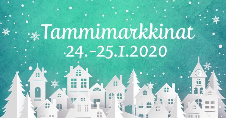 01| Tammimarkkinat 24.-25.1.2020