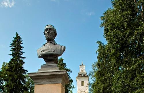 J.v. Snellmanin Rintakuva