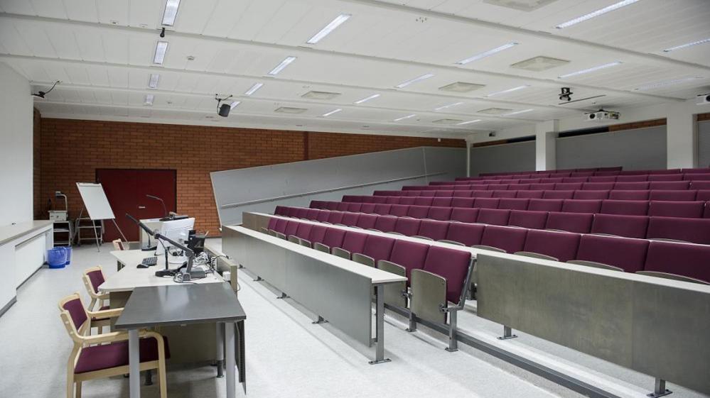 SN201 auditorio, Saastamoisen säätiö -Sali