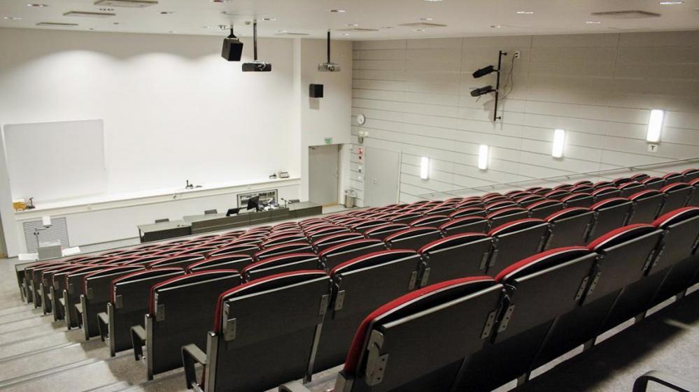 MS301 auditorio, IKEA Kuopio-Sali